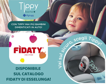 Tippy per Esselunga